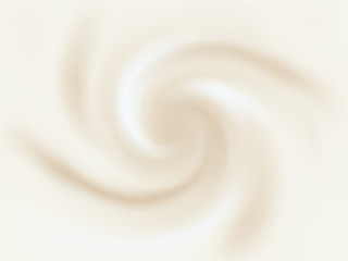 Milk Cream Abstract Vector Texture