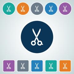 Cut or Scissor Icon