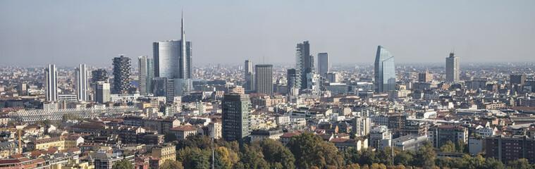 Skiline di Milano