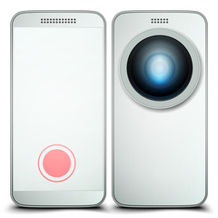 Phoneography Camera Phone concept
