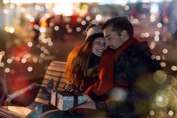 Love date valentine