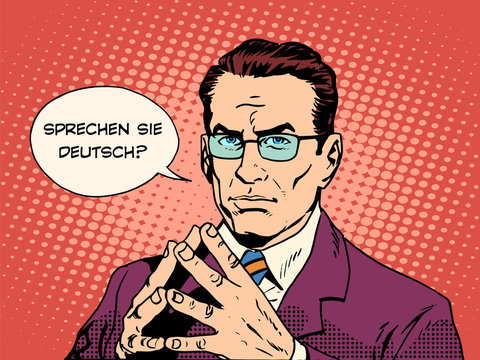 Do you speak German interpreter language courses