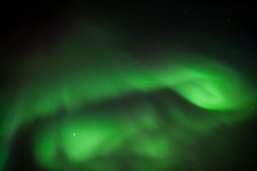 Starke Nordlichter in Nordnorwegen im März 2015
