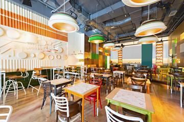 Modern restaurant design