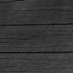 Wooden Plank Board Grey Black Wood Tar Paint Horizontal Texture Old Aged Dark Cracked Timber Macro Closeup Pattern Blank Empty Rough Textured Copy Space Grunge Weathered Vintage Painted Background