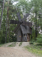Windmill in Ukraine