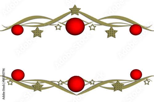 fondo blanco bolas rojas esferas dorado navidad fondos bolas
