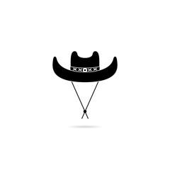 Icon cowboy hat.