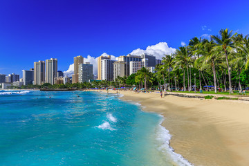 Honolulu, Hawaii.