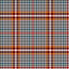 Scottish Tartan Seamless pattern background illustration