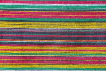Abstract texture of Thailand textile