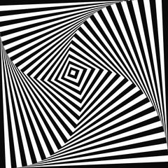 Background optical illusion