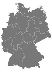 The Germany Map