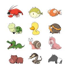 animal set 1