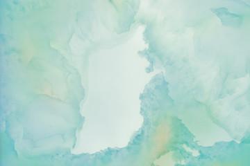 Slighty blurred lightened slices marble