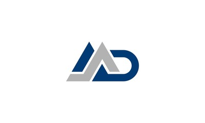 initial M company logo
