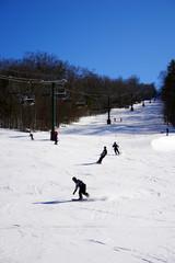 New England winter..