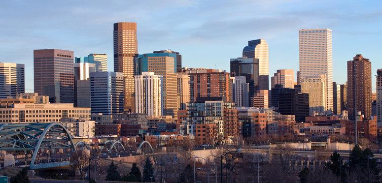 Downtown Denver Buildings
