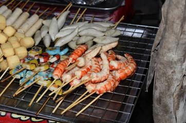 Asian food, Markt, Essen, Asien,