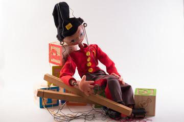Bellhop Marionette
