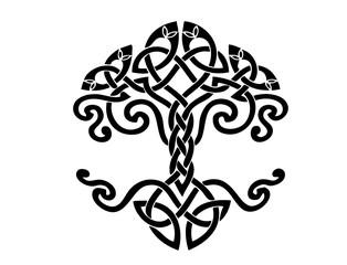 Кельтский знак, татуировка