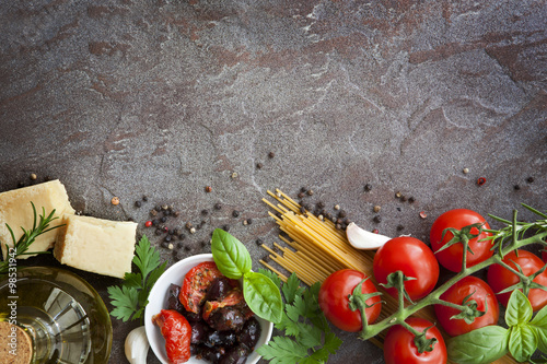 Italian food background  Food amp Drink Photos on Creative