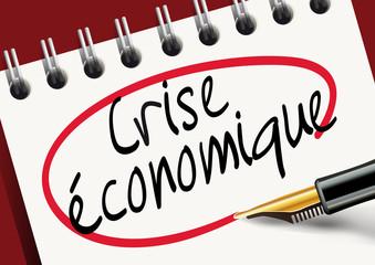 BLOC Crise economique