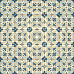 Retro Floor Tiles patern