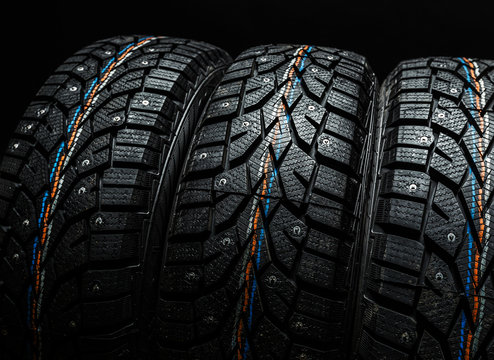 Car winter tires