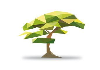 albero low poly