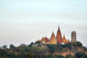 Wat Tham Suea,Kanchanaburi,thailand
