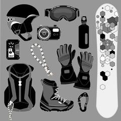 Iconset Snowboard [sw]