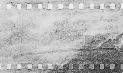 retro film strip background and texture