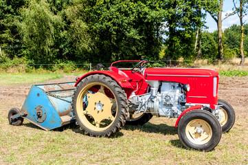 Traktor - Mittelklasse