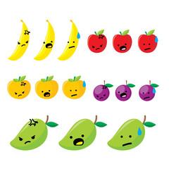 Emoticon Fruit