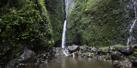 Sacred Falls on Oahu