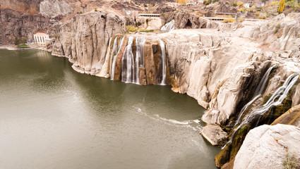Shoshone Falls Idaho Northwest United States Snake River Canyon