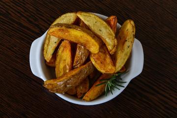 Roasted potato