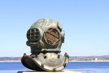 scaphandre du Cannery memorial