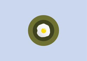 Egg Icon Logo