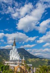 Wat Phra Son Kaew in the Kho Mountain