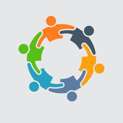 People Family logo