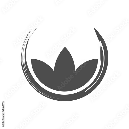 Simple Lotus Zen Stock Image And Royalty Free Vector Files On