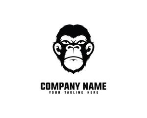 Ape Head Logo