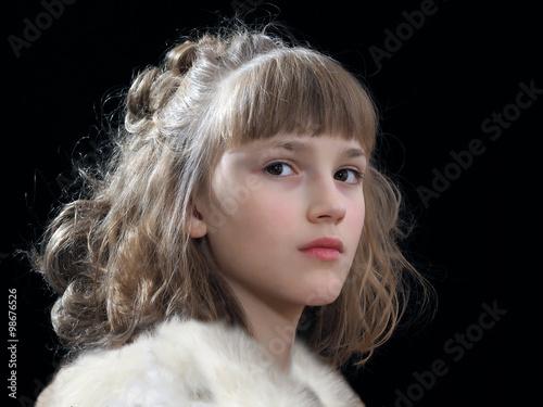 куни красивой девочке фото крупно