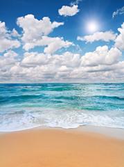 Waves on the beach 3