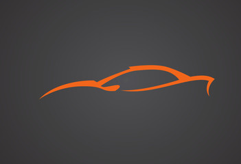 Car logo Silhouette Vector