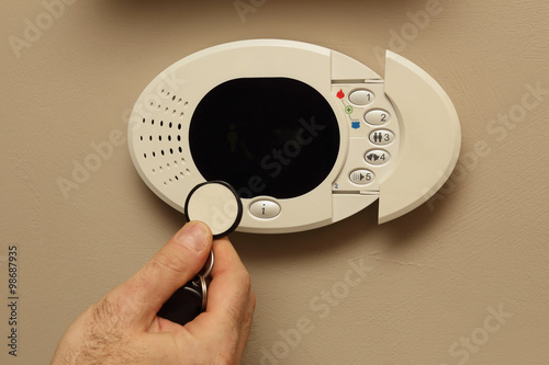 alarme maison free
