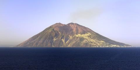 The Volcano of Stromboli