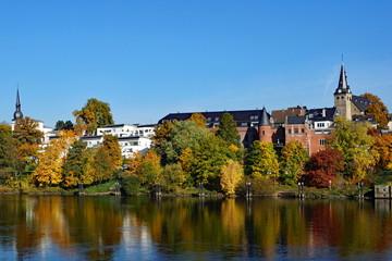 ESSEN-KETTWIG a.d.Ruhr - Stadtpanorama